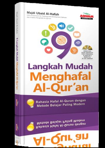 9 Langkah Mudah Menghafal Al Quran+Dvd