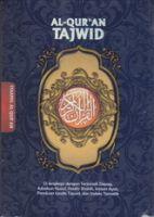 Al-Qur'an Syaamil Terjemah&Tajwid Hard Cover (Type Al-Hambra)