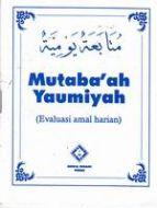 Mutabaah yaumiyah