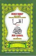 Buku Iqra, Juz Amma dan Terjemahan Besar
