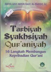 Tarbiyah Syakhsiyah Qur'aniyah