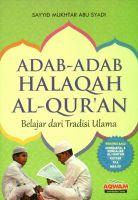 Adab-adab Halaqah Al Qur'an
