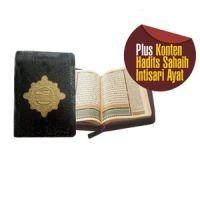 Al-Qur'an Bukhara A6 Kecil Jaket