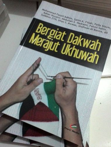 Bergiat Dakwah Merajut Ukhuwah