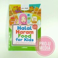 Halal Haram Food for Kids