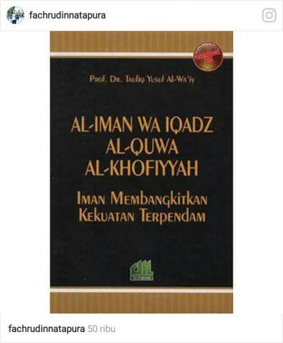 Al-Iman Wa Iqadz Al-Quwa Al Khofiyyah