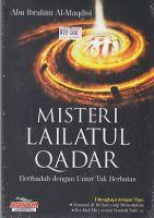 Misteri Lailatul Qadar