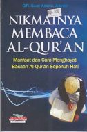Nikmatnya Membaca Al-Qur'an